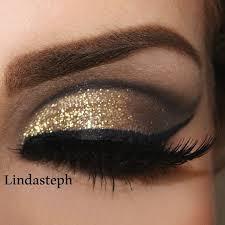 gold eyeshadow makeup ideas photo 2