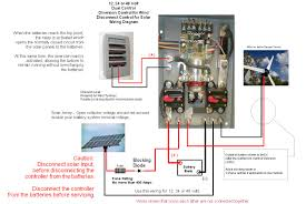 solar panel to battery wiring diagram how to connect a solar panel Solar Wiring Diagram Batteries hva all in one charge controller for wind turbine & solar panel solar panel to battery solar wiring diagram batteries