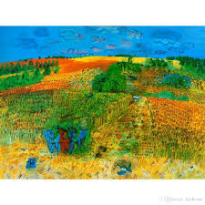 2018 the harvest by raoul dufy oil painting modern landscapes art high quality hand painted from kixhome 101 51 dhgate com