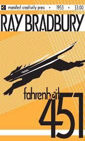 fahrenheit 451 before star trek there were ray bradbury books