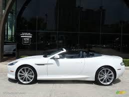 Rolls Royce Arctica White 2012 Aston Martin Virage Volante ...