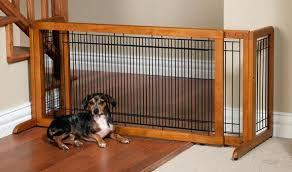 wooden dog gate gates pet uk wood indoor wooden dog gate uk