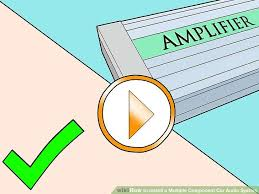 6 ways to install a multiple component car audio system wikihow image titled install a multiple component car audio system step 11