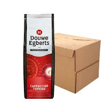 Douwe Egberts Vending Machine Gorgeous Douwe Egberts Cappuccino Topping 48 X 48kg Case
