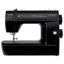 Toyota Jet Black Sewing Machine