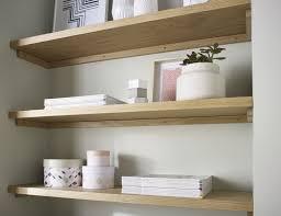 Oak Shelves Floating Https Www Google Search Q Kitchen Floating