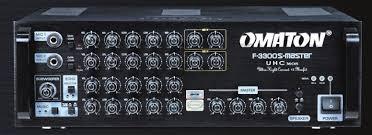 Hình ảnh của - Âm ly Omaton F-3300 S-Master giá rẻ nhất tháng 06/2021