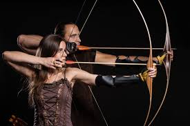 artemis bow and arrow. thanks artemis bow and arrow