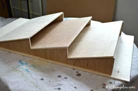 easy build diy wall file organizer
