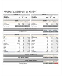 Sample Excel Budget Spreadsheet 8 Examples In Excel
