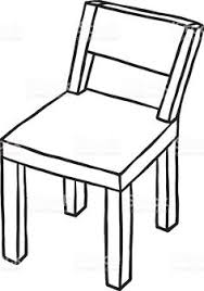 chairs clipart black and white. Plain Chairs Clipart Chair Black And White In Chairs Clipart Black And White