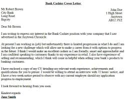 Application For Cashier Cashier Job Application Covering Letter Example Lettercv Com