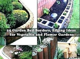 wooden flower beds bed borders garden and edging wood border ideas beau