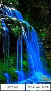 Background 3D Wallpaper Waterfalls Live ...