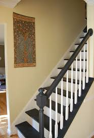 Best Images About Basement Ideas On Pinterest - Painted basement stairs