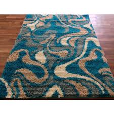 area rugs turquoise area rugs abstract swirls turquoise gy area rug contemporary modern design for