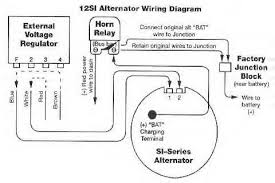 one wire alternator wiring diagram chevy one image generator to alternator conversion the 1947 present chevrolet on one wire alternator wiring diagram chevy