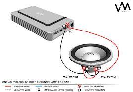 ohm dual voice coil subwoofer wiring diagram kicker amp sub single  large size of single subwoofer wiring diagram ohm dual voice coil subwoofer wiring diagram hbphelp