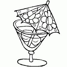 Parasol Kleurplaat Coloriage Ombrelle Img 19061 Kleurplatenlcom