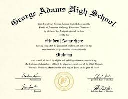 High School Diploma Certificate Fancy Design Templates Certificate Seal Template Best Images On Gold Seals Red