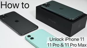 How to Unlock iPhone 11, 11 Pro and 11 Pro Max (Sponsored)