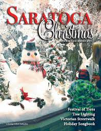 saratoga christmas by saratoga publishing issuu saratoga christmas 2015