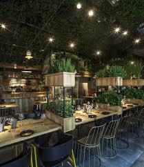Segev Design Segev Kitchen Garden Israel Restaurant Interior Design