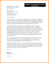 Good Cover Letter Examples Cpa Cover Letter Sample Best Accountant Cover Letter Examples Cover 18