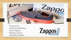The Case of Zappos  Service Marketing Course Hero