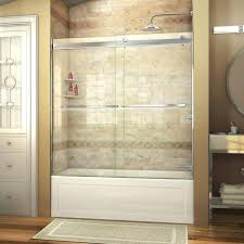 frameless sliding bathtub doors medium size of tub doors how to install a shower door on