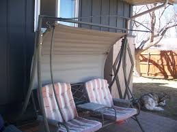 Sams Club Home Trends Claymore Model 2 person patio swing
