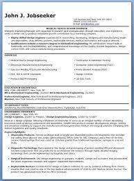 Manufacturing Design Engineer Sample Resume Interesting Resume Resume Samples It Professionals