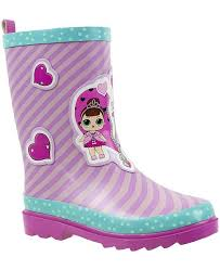 Western Chief Toddler Rain Boots Size Chart L O L Surprise Toddler And Little Girls Rainboot