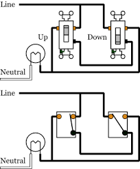 alternate 3 way switches electrical 101 alternate 3 way switch wiring diagram a