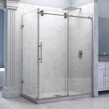 dreamline shower enclosures plus ceiling lighting for create bright atmosphere in a bathroom dreamline shower doors29