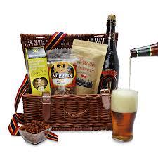 beer snack basket
