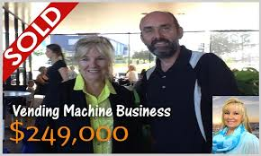 Vending Machine Business For Sale Gold Coast Custom Vending Machine Business 48 Day Weekends BC354812 Businesses For