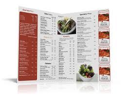 Make A Menu For A Restaurant Pricing Your Restaurant Menu How To Make More Spend Less