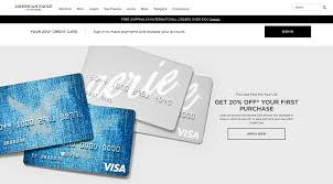 make payment on american eagle credit card