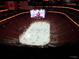 Little Caesars Arena Section 218 Detroit Red Wings