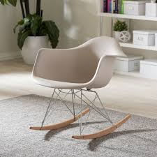Vinnie Small White Cradle Chair - Free Shipping Today - Overstock.com -  11442722