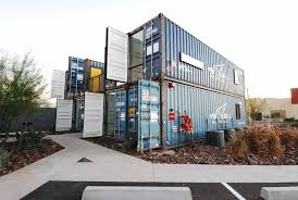 New Shipping Container Apartments in Phoenix Ask $1K/Month