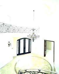 2 story foyer chandelier 2 story foyer chandelier for two lighting height hanging 2 story foyer