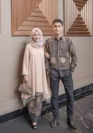 Ootd hijab remaja kekinian dan. 30 Baju Kondangan Couple Modern Kekinian Terbaru 2019 Busana Batik Mode Abaya Kemeja