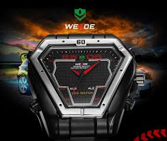 aliexpress com buy iron man limited edition mens watches top aliexpress com buy iron man limited edition mens watches top brand luxury weide 2015 military watch relogio masculino led display sports relojes from