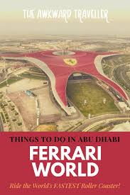1,158,922 likes · 1,760 talking about this · 1,382,071 were here. Ferrari World Fun Guide To Visiting The World S 1 Fastest Theme Park