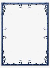 Paper Frames Templates Cute Frames Page Borders Borders For Paper Templates