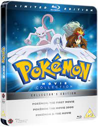 Review: Pokemon Movie 1-3 Collection [Blu-ray] - Japan Curiosity