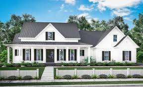 Image Blueprint Farmhouse House Plans Architectural Designs Timelinesoflibertyus Top 10 Modern Farmhouse House Plans La Petite Farmhouse