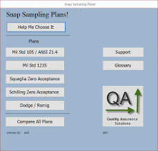 Your Sample Size Calculator Is Snap Sampling Plans